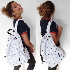 Handbags - Andrea Russett Doodle Backpack NWOT